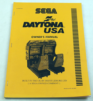 Sega Daytona USA 1 twin