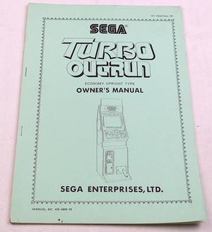 Sega Turbo Outrun