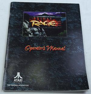 Primal rage Atari