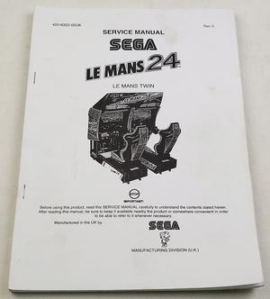 Sega Le Mans 24 twin