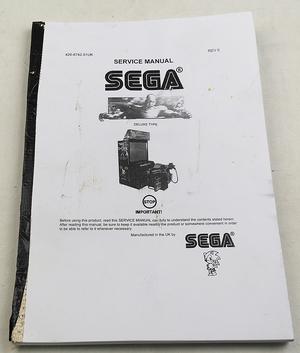 Sega House of the dead2 DX