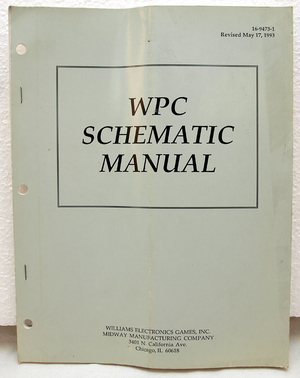 Wpc schematic manual
