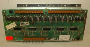 Lampdriverkort 2518-52 Nyservat och fullt fungerande