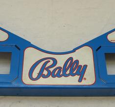 Bally SS apron