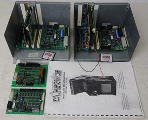 PCB kretskort Arcade classics multigame