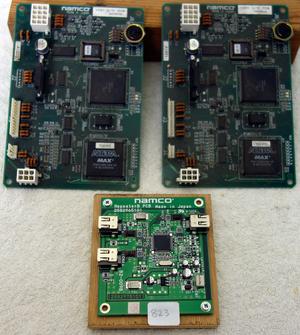 PCB kretskort Div Namco