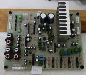 PCB kretskort Sega Audio