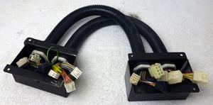 Sega kablage mellan spel och Tv