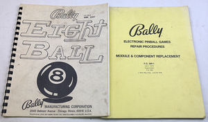 Eightball bally-77 manual