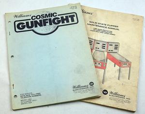 Cosmic gunfight manual