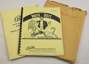 Mata Hari manual