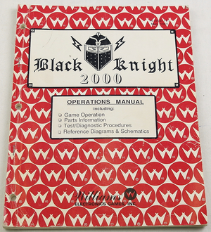 Black knight 2000 manual