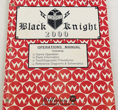 Black knight 2000 manual