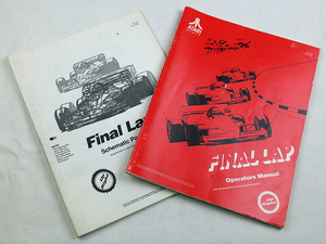 Final lap manual