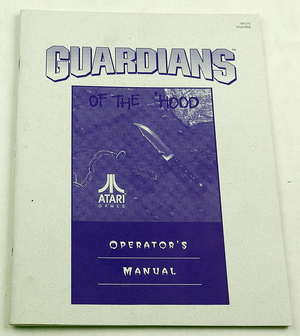 Guardians manual