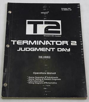 T2 manual